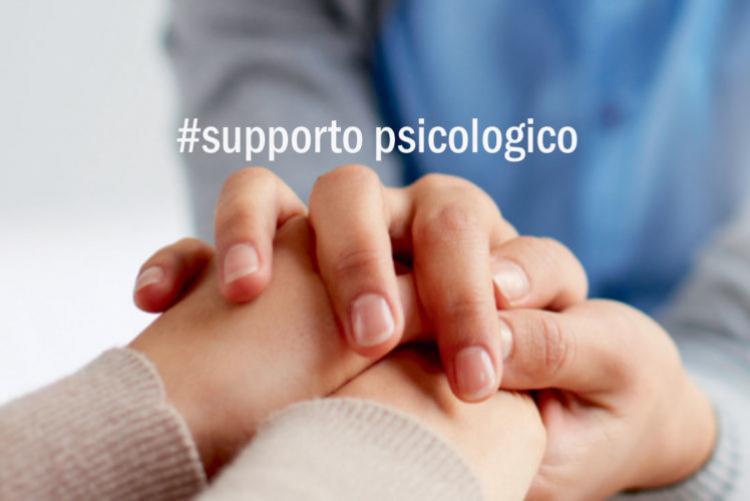 SUPPORTO PSICOLOGICO A.S. 2020-2021